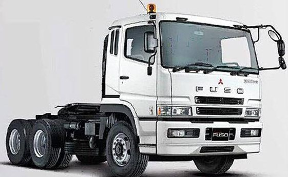 truk fuso model baru 2018