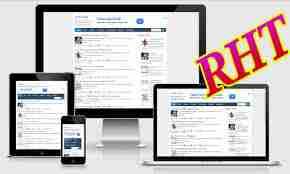 Seo ready responsive blogger template 2