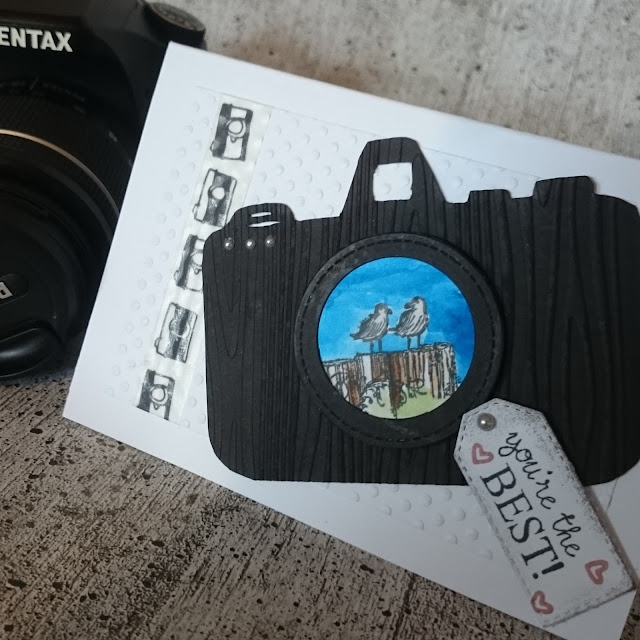[DIY] Vatertag / Muttertag Karte: Photography Love