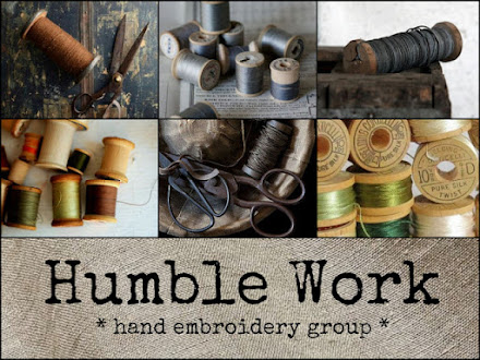 ~ Humble Work Hand Embroidery Group ~ on Facebook