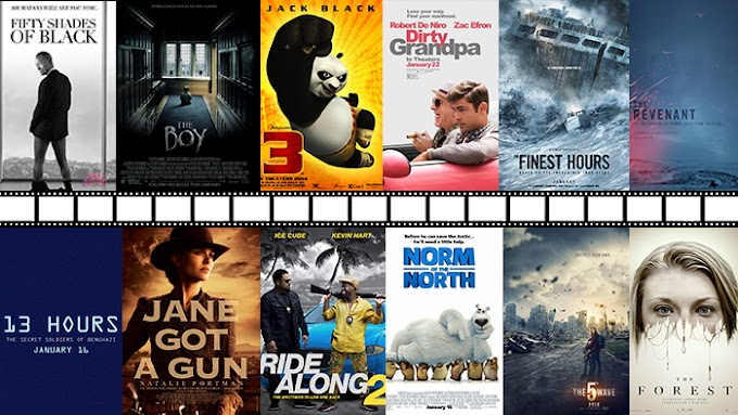 The January 2016 Movie Preview