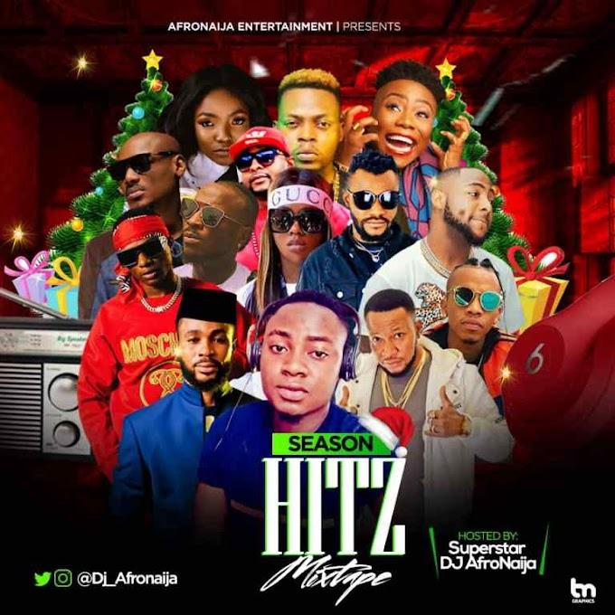 DJ AfroNaija – Season Hitz Mixtape