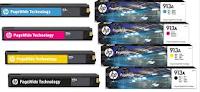 HP Pagewide Pro MFP 577DW Alternative Cartridges