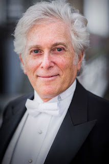 color picture of Music Paradigm's founder, Maestro Roger Nierenberg