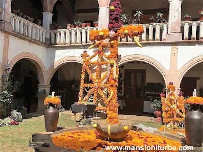 Dia de Muertos en Pátzcuaro, Michoacán