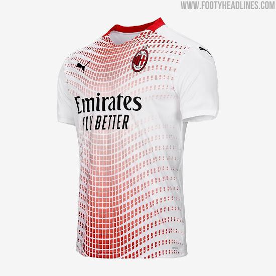 AC Milan 20-21 Away Kit Released - Footy Headlines