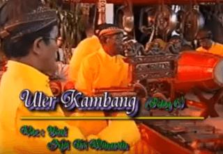 Lirik Lagu Uler Kambang