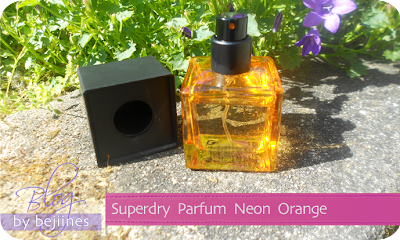 Parfum : Superdry Parfum - Néon Orange
