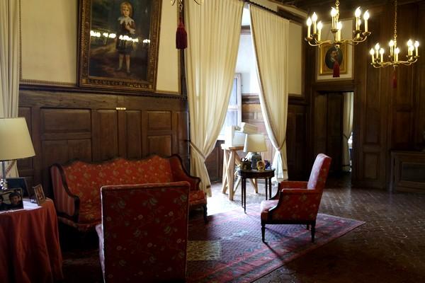 charente château la rochefoucauld grand salon