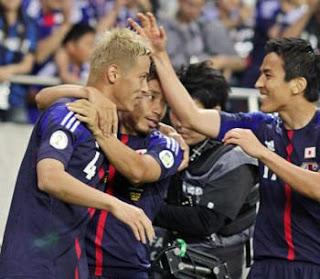 日本対オマーン戦