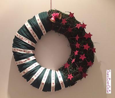 Schnelle Weihnachtsdeko basteln