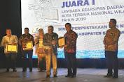 Hebat!!!  Sumbawa Raih Penghargaan Dari Lembaga Kearsipan Daerah Terbaik Nasional