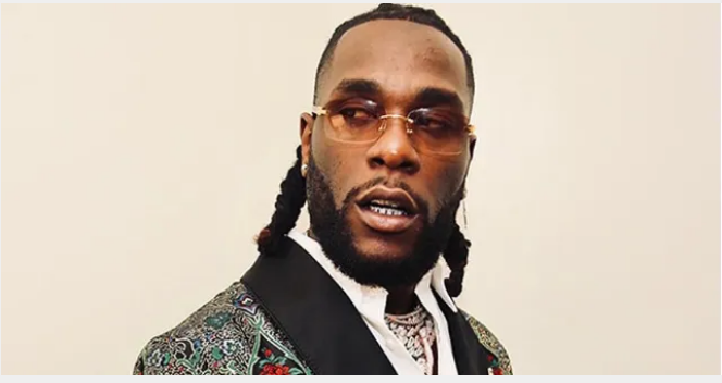 Burna Boy loses another award as US singer clinches 'Best International Male'