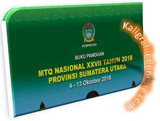 Buku Panduan Mtq Nasional Ke 27 Tahun 2018