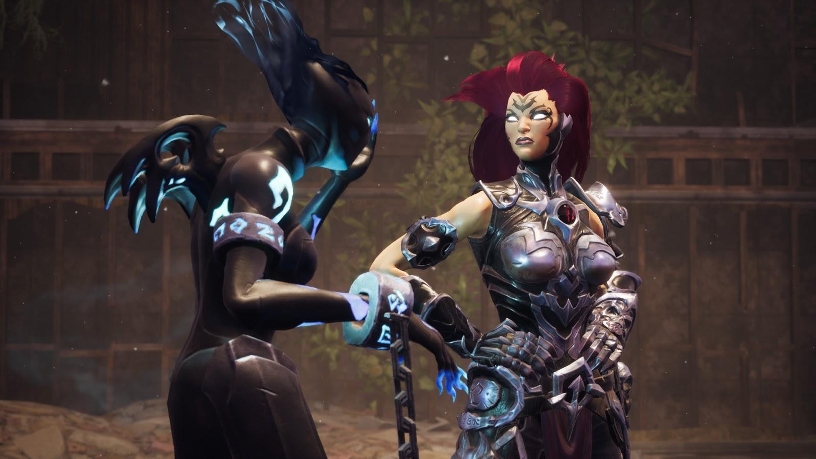 Darksiders III PC ESPAÑOL + Update 1 (CODEX) 3
