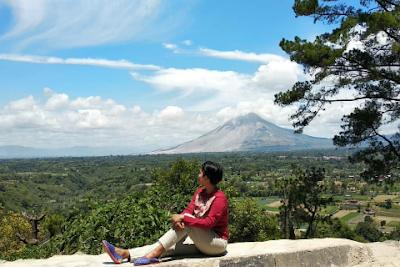 Tempat wisata di Berastagi Tanah Karo Sumatera Utara