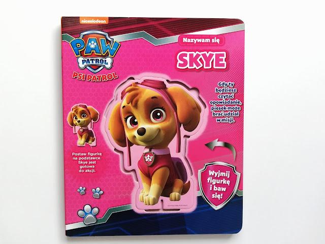 Psi Patrol - Nazywam się Skye | Wydawnictwo Media Service Zawada