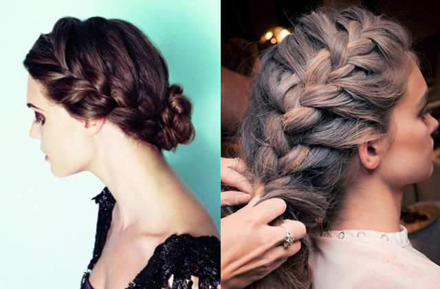 Hair And Make Up By Steph Styling Ideas For Thick Hair