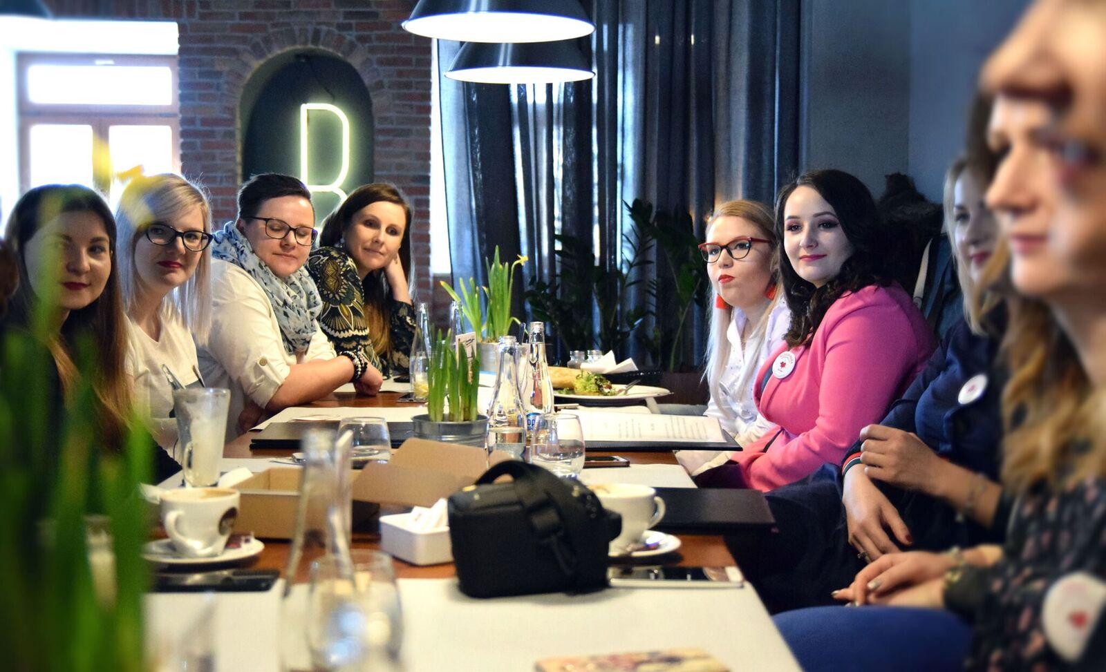 Z miłości do pasji - spotkanie blogerek