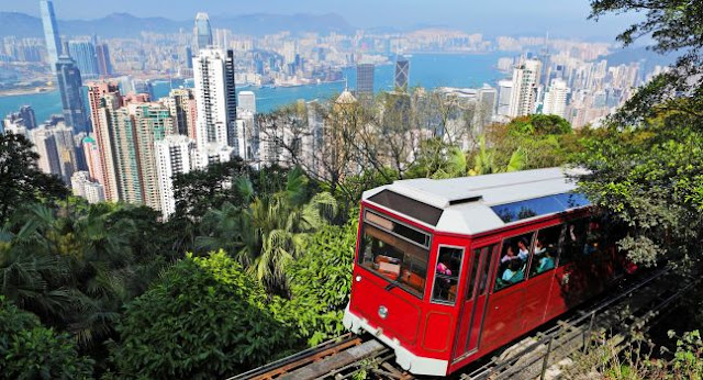 Victoria Peak Hong Kong Uçak Bileti