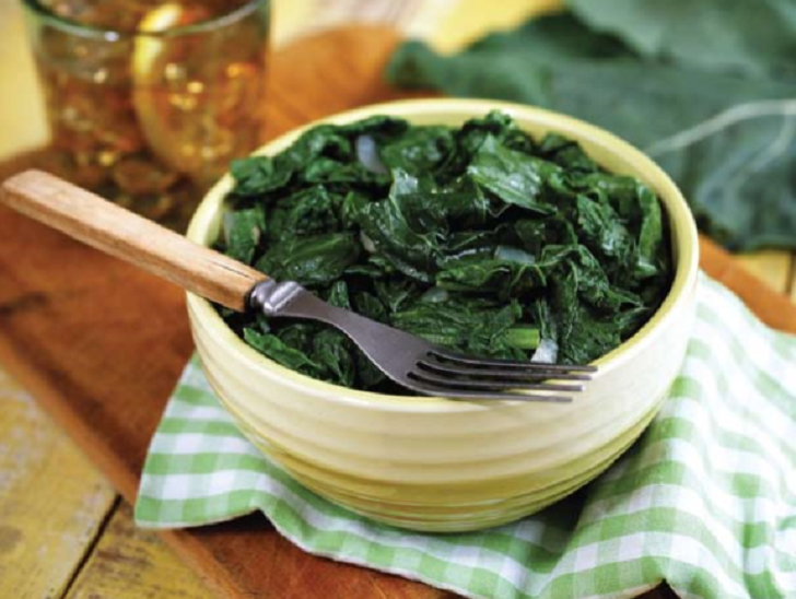 How to Cook Nutritious Savory Greens