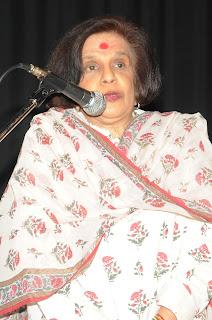 Chief Guest Shobha Deepak Singh