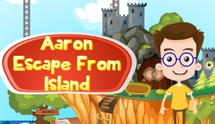 Play GenieFunGames Aaron Escape From Island