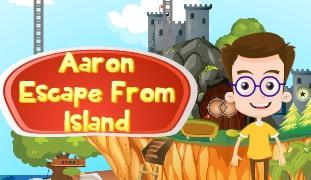 GenieFunGames Aaron Escape From Island Walkthrough