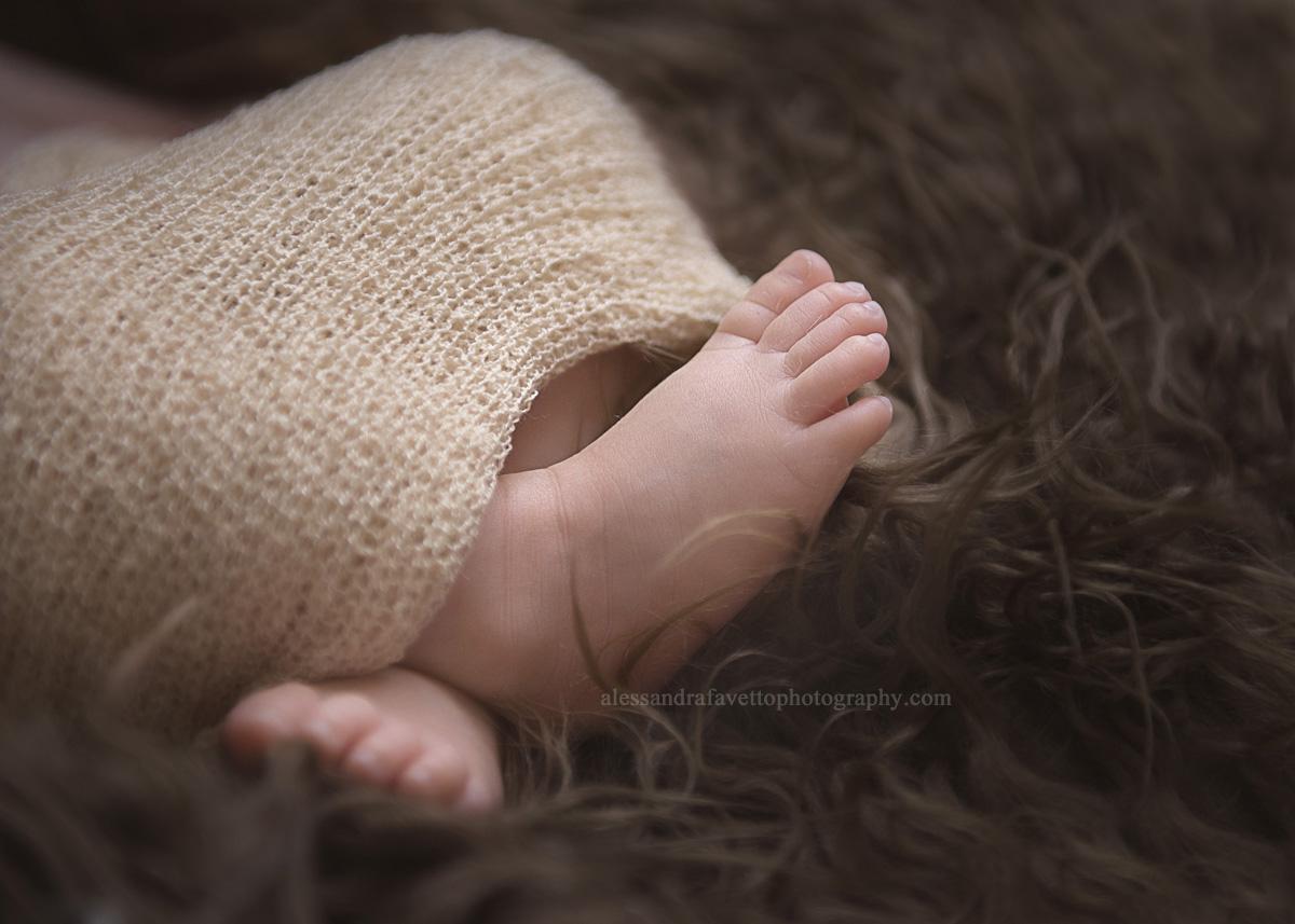 Sesión fotos de bebé a domicilio en Sevilla