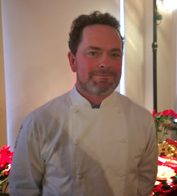 Neil Nugent, executive chef at Morrisons