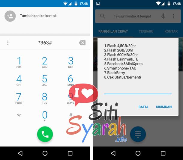 langganan internet android telkomsel