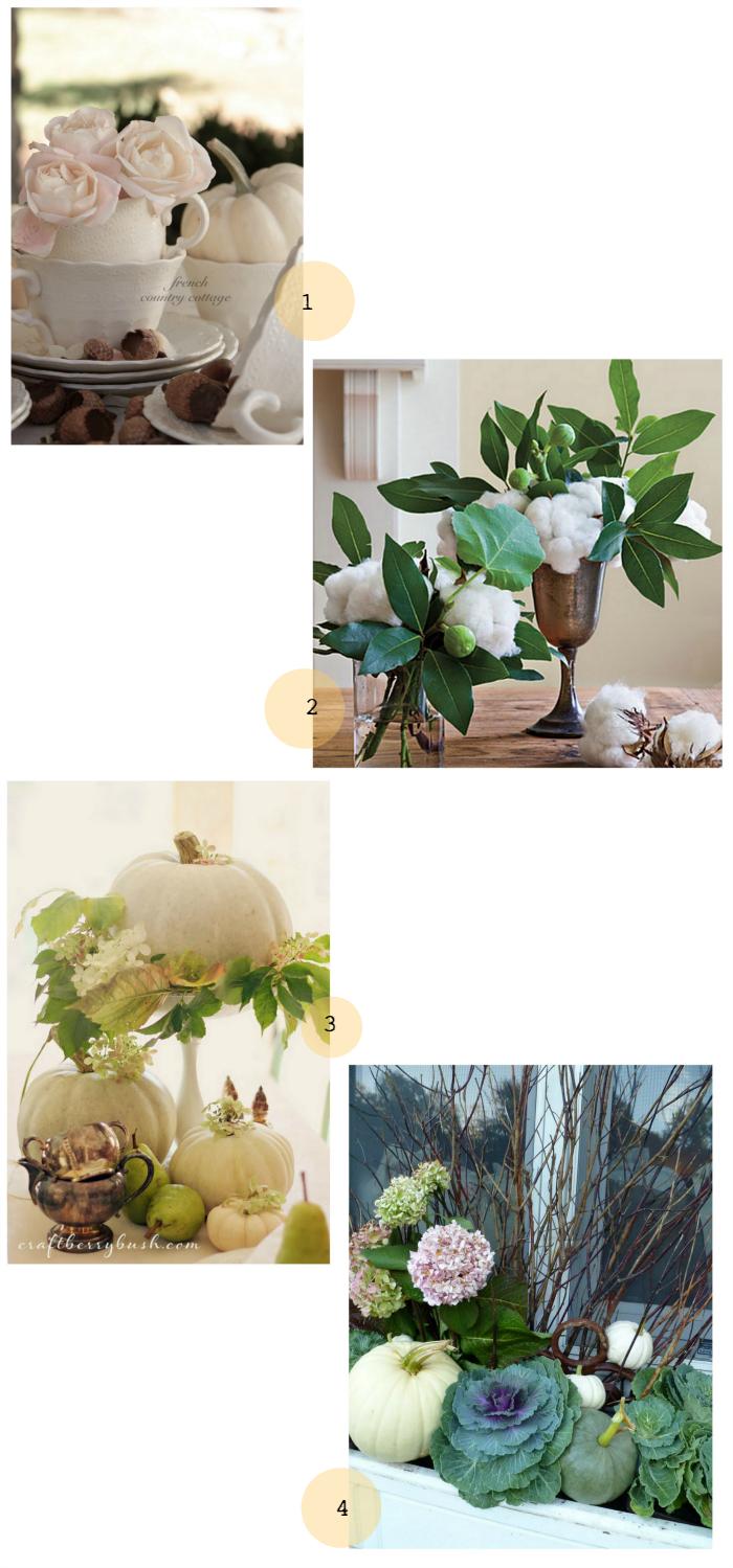 Homework: A Creative Blog: AU NATURALE: Natural Fall Décor