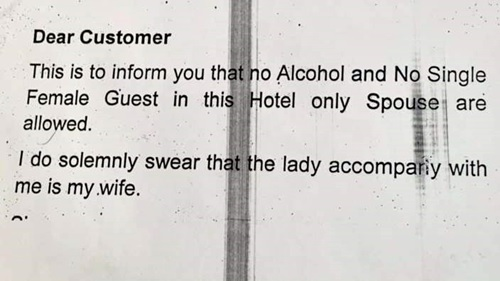 No Single Women, No Alcohol for Hotel Guests in Kano - BBC Africa on Sharia Law
