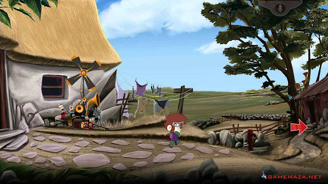 The Little Acre Gameplay Screenshot 3