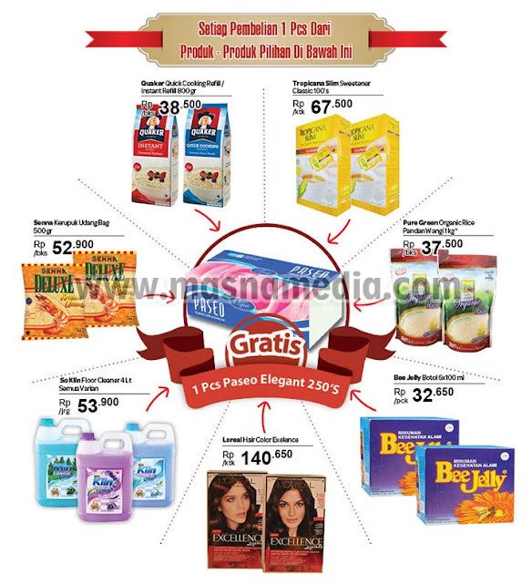 Promo Carrefour Gratis Tisu Passeo