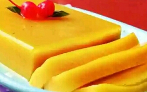 Resep pudding pisang Ambon