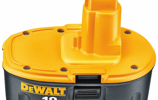The performance of Dewalt battery
