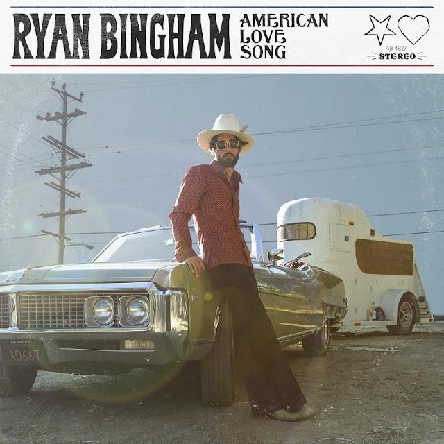 Ryan Bingham announces 6th studio album 'American Love Song'