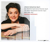 Heidrunn Holtmann - Bach Preludes and Fugues - Musicaphon