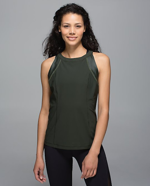 lululemon train tought