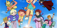 Download Anime Crush Gear Nitro Subtitle Indonesia