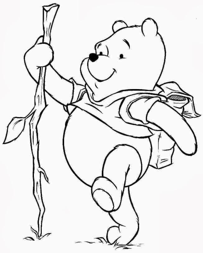malvorlagen winnie pooh