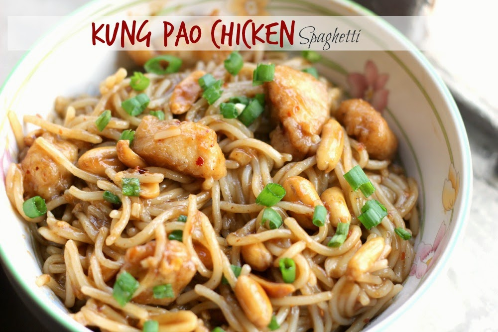 Kung-Pao-Chicken-Spaghetti-Recipe
