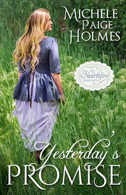 Heidi Reads... Yesterday's Promise by Michele Paige Holmes
