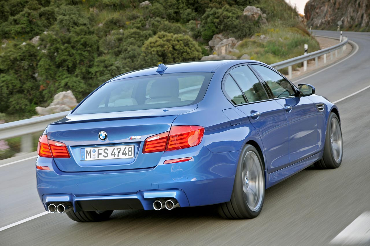 The 2012 Bmw M5 F10 Is The Contemporary Benchmark Automotive
