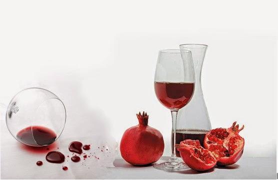 картинка как вывести пятна от гранатового сока и ягод с белья