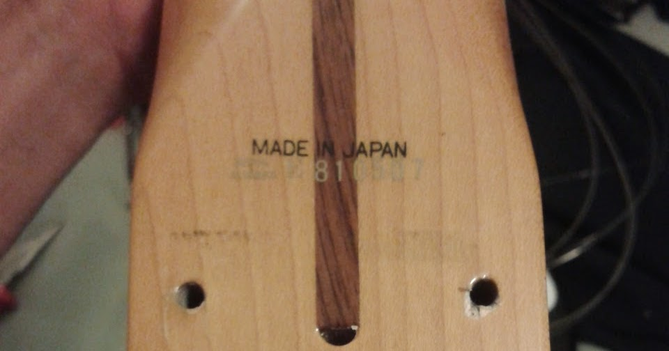 fender jazz bass geddy lee serial number