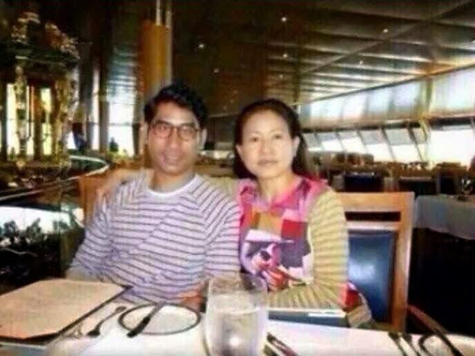 thailand mom son
