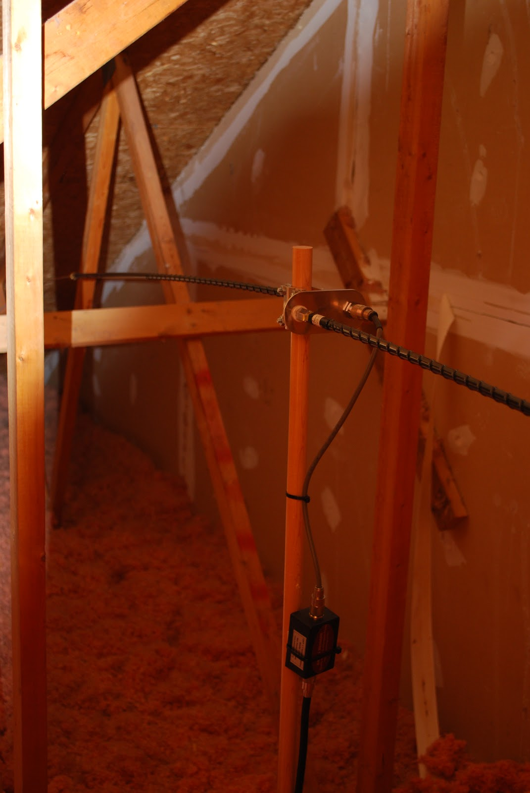 VE3WDM's QRPower BLOG: Another attic adventure