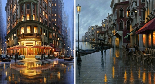 00-Alexey-Butyrsky-Architecture-in-Paintings-of-Cityscapes-at-Night-www-designstack-co